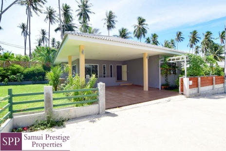 3 Bedroom, 2 Bathroom,  Villa, For Sale, Maenam, Koh Samui