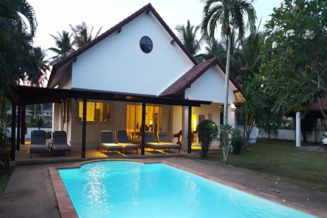 3 Bedrooms, 3 Bathroom, Villa, For Sale, Lipa Noi, Koh Samui,