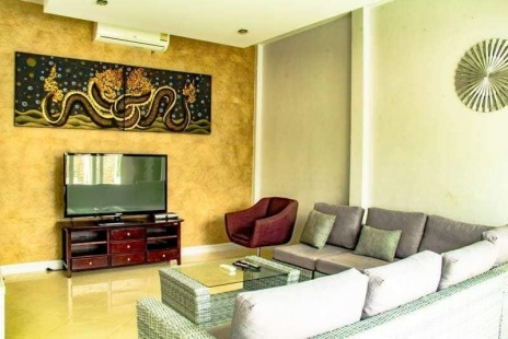 Bang Rak,3 Bedrooms Bedrooms,2 BathroomsBathrooms,Villa,1166