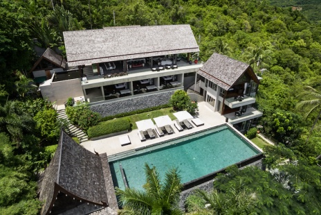 Bophut Koh Samui,6 Bedrooms Bedrooms,6 BathroomsBathrooms,Villa,1194