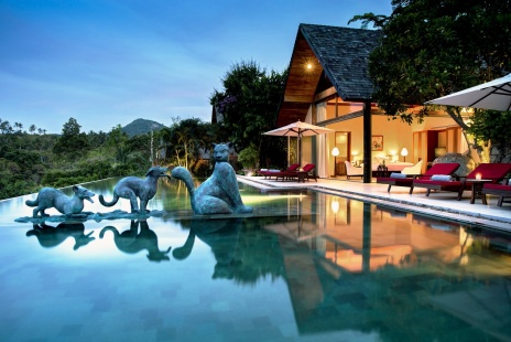 Bophut Koh Samui,4 Bedrooms Bedrooms,4 BathroomsBathrooms,Villa,1195