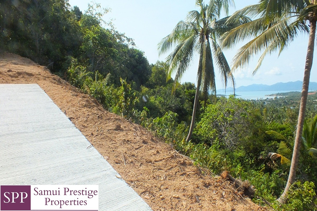 Land, For Sale, Plai Laem, Koh Samui