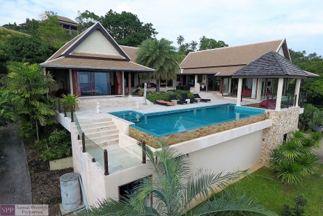 4 Bedrooms, 5 Bathrooms, Villa, Taling Ngam, Koh Samui, Thailand