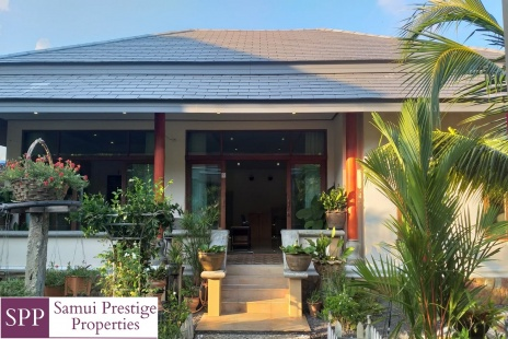 Baan Tai,3 Bedrooms Bedrooms,2 BathroomsBathrooms,Villa,1309