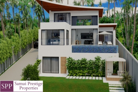 Villa for sale, real estate, property, Maenam, Koh Samui, Thailand, Property for sale