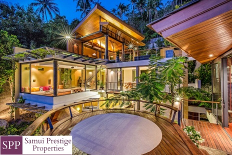 Koh Samui, Thailand, Real Estate, Property, Villa for sale